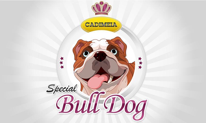 logo Allevamento cani Bull Dog Inglese