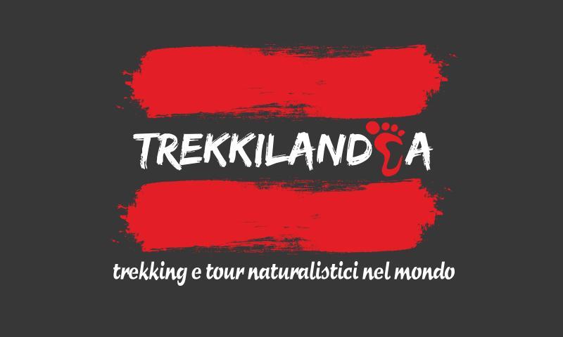 Logo agenzia vacanze a piedi trekking