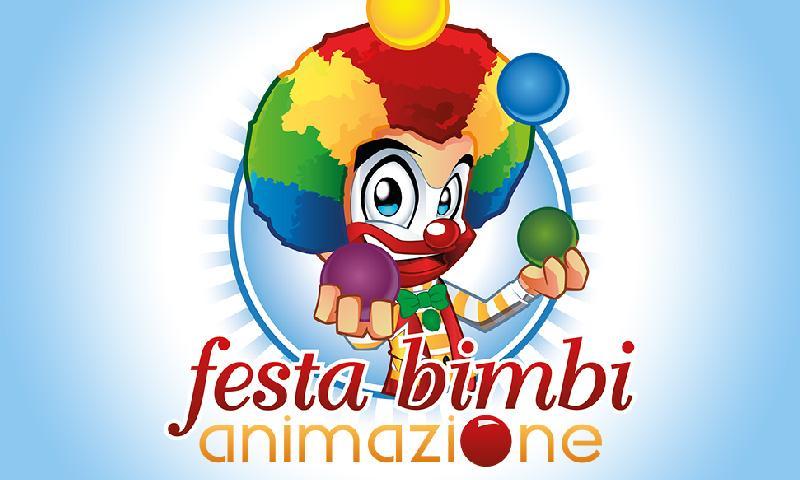 logo agenzia Animazione per Bambini