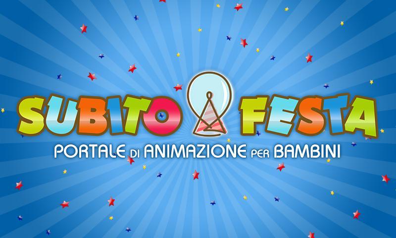 Logo Animazione Bambini