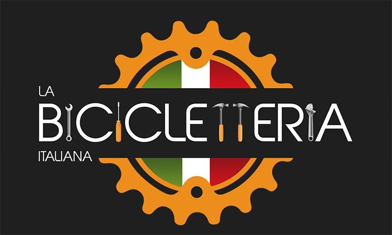 Logo per Negozio che ripara e vende biciclette personalizzate