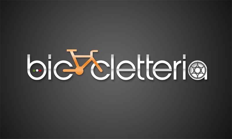 Logo Riparazione Biciclette e MTB