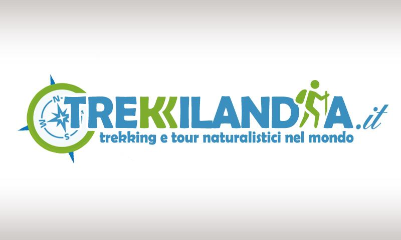 Logo Agenzia viaggi a Piedi e trekking