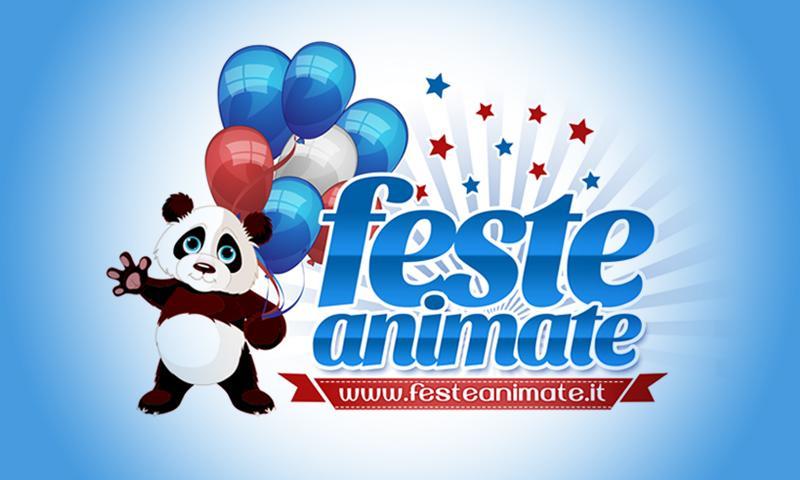 logo mascotte Animazione per Bambini