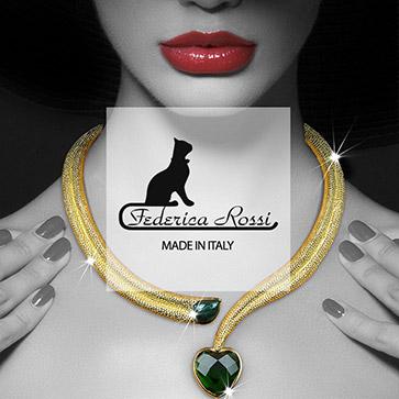 Realizzazione pubblicità per la rivista di gioielli di moda Preziosa Magazine