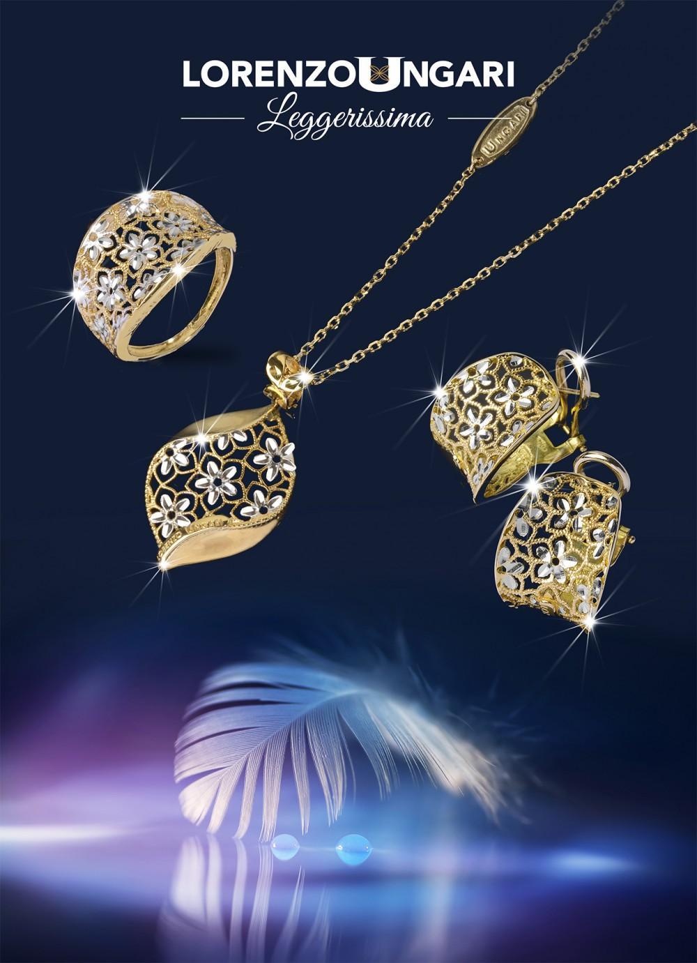 Fotografia per pubblicità ai gioielli ad Arezzo