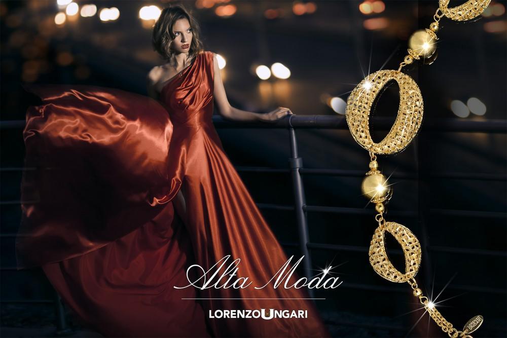 foto professionale per pubblicità per gioielli