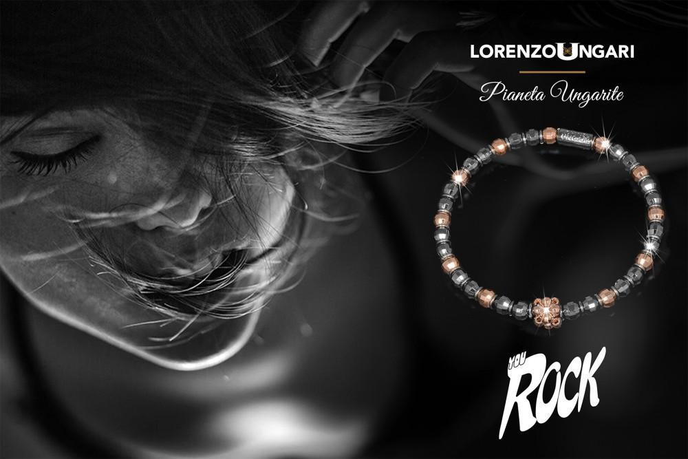 realizzazione grafica pubblicità con gioielli per riviste e giornali di moda