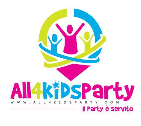 Sito Web wordpress per realizzare feste di compleanno e party per bambini