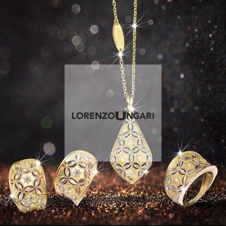realizzazione sito web per azienda orafa che produce gioielli ad arezzo in toscana
