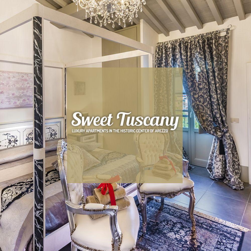 Sito Web per Affitto appartamenti turistici nel centro storico di arezzo, Bed Breakfast Arezzo