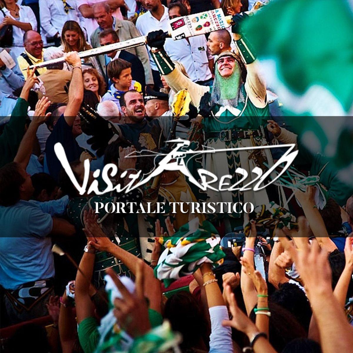 Realizzazione sito web portale turistico di Arezzo