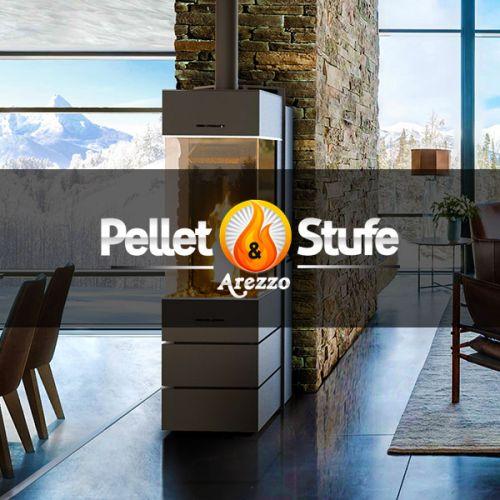 Realizzazione sito web per vendita stufe e pellet ad Arezzo
